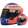 Jenson Button Mini capacete