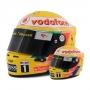 Lewis Hamilton Mini Capacete